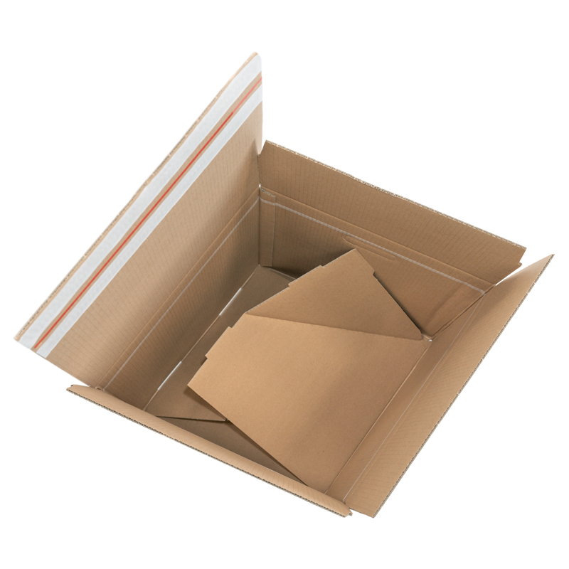 BlitzArchiv - Packen, Karton aufstellen